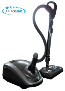 Cleanstar Platinum 2000 Watt Vacuum Cleaner With Powerhead