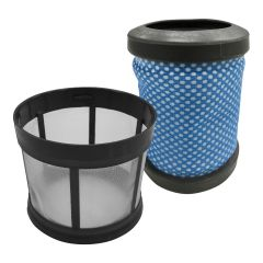 Filter Pack to suit Vax VX50, VX51, VX52, VX53, VX53P and VX58 Cordless Slim Vac Vacuum Cleaners (VX50F)