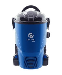 Pacvac Velo Cordless Backpack Vacuum Cleaner (VB001VE01A01)