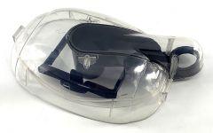 Cleanstar Aerolite VBP1400 Backpack Vacuum Cleaner Clear Lid (VBP1400-1C)