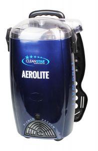 Cleanstar Aerolite 1400 Watt Backpack Vacuum Cleaner and Blower - Blue (VBP1400-BL)