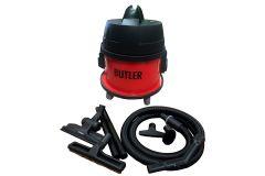 Cleanstar Butler 1200 Watt Dry Commercial HEPA Vacuum Cleaner - Red (VBUT-R)