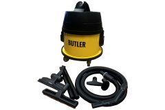 Cleanstar Butler 1200 Watt Dry Commercial HEPA Vacuum Cleaner - Yellow (VBUT)