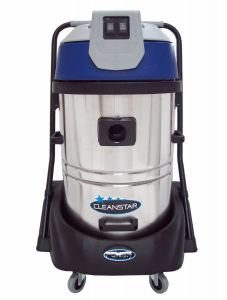 Cleanstar 15L Stainless Steel Wet and Dry Vacuum Cleaner (VC60L)