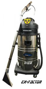 Cleanstar Ex-Factor 80 Litre Extractor Wet and Dry Vacuum Cleaner (VC80LX)