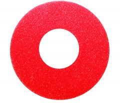 Mira 40 Scrubber Dryer Red Pad (VMIRA-PAD0012)