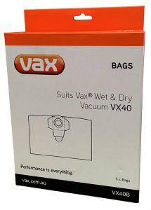 Vax VX40 Vacuum Bags