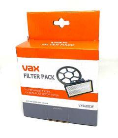 Vax Advance Bagless VX96 Vacuum Cleaner Filter Pack (VX96DD3F)