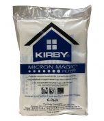 Kirby Universal F-Style and Twist-Style Vacuum Cleaner Bags - 6 Pack (204811)