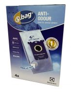 Electrolux, Volta, AEG, Philips and Tornado Anti-Odour Synthetic Vacuum Cleaner S-Bags (E203B)