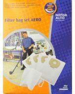 Nilfisk Aero series Vacuum Bags (302002404)