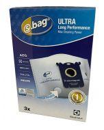 Electrolux S-Bag Ultra Long Performance Vacuum Bags (E210B)