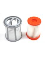 Electrolux Z1660, Z1661 HEPA Vacuum Cleaner Filter Kit (4071387353)