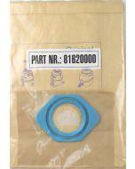 Nilfisk GM80 GM90 GS80 GS90 Vacuum Dust Bags (81620000)