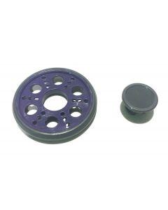 Vax Air Reach VARU1200 Vacuum Wheel Assembly (029084002010)