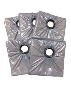 Nilfisk ATTIX 33H, ATTIX 44H and VHS 40HC, VHS 42HC Safety Filter Bags for Hazardous Materials (107413549)