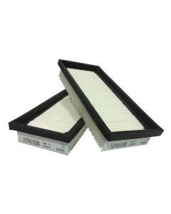 Nilfisk Alto Attix 30/40/50 XC Flat Filter Set (302002842)