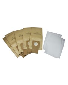 Hoover, Dirt Devil, Electrolux, Sanyo, Panasonic Upright Vacuum Bags