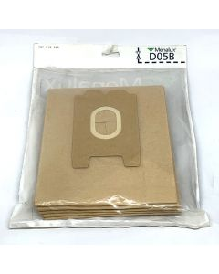 Volta Upright Z610, Z612, Z614, Z616, V600 Series, U600 Series Paper Vacuum Bags (AF190) LAST STOCK AVAILABLE