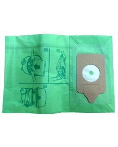 Numatic Henry, Hetty & Charles Green Vacuum Cleaner Bags