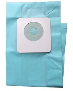 Pack Of 3 Blue Vacuum Bags For a Whole Range Of Ducted And Other Vacuums