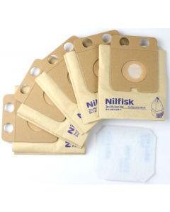 Nilfisk Backuum Dust Bags (22198000)