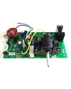 Nilfisk Attix 50 Auto ON-OFF Switch Circuit Board (107400260)