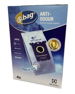 Electrolux Volta Phillips AEG Vacuum Bags S-Bag Anti-odour (E203B)