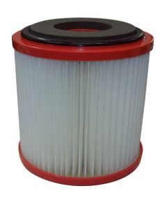 Washable Cartridge Filter For Ducted Vacuum Systems