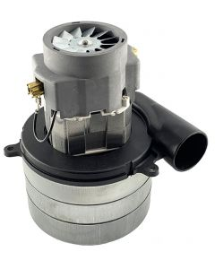 Italian Ametek 1400 Watt 3 Stage Tangential Bypass Motor for Ducted Vacuums