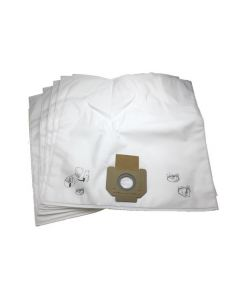 Nilfisk Alto Attix 50 PC XC EC Clean Room Fleece Vacuum Bags (302004004)
