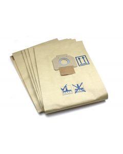 Nilfisk Alto Attix 7 Series Vacuum Bags (302001484)