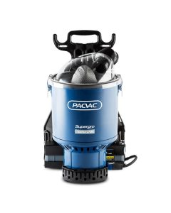 Pacvac Superpro Battery 700 Backpack Vacuum Cleaner - Version 1 (CLEARANCE STOCK)