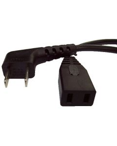 Straight 2 Pin Powerhead Lead - 1.4m