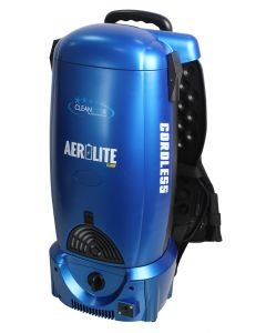 Aerolite Flash Battery Powered Backpack Vacuum Cleaner and Blower (VBP-BATT30)