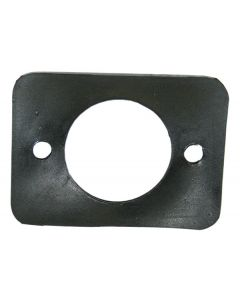 Square Connector Tank End Rubber Gasket Seal
