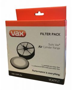 Vax Air Cylinder Range Vacuum Filter Pack Box