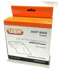Vax VMBG2000 Mach 1 Paper Vacuum Bags (VMBGBAGS)