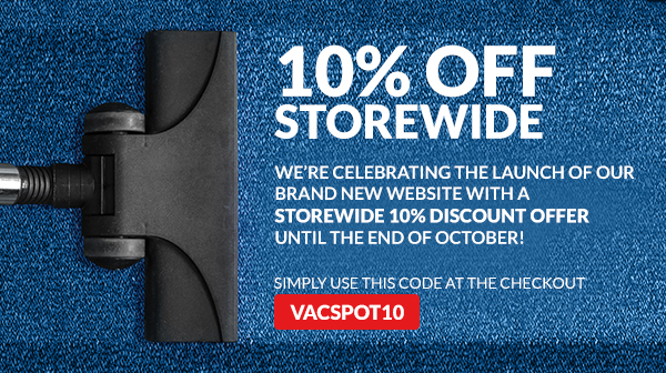 10% OFF storewide until 31 October 2017!